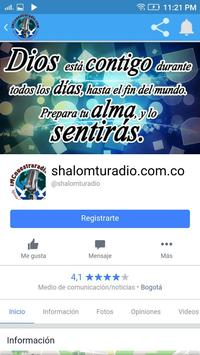 IMC NUESTRA RADIO screenshot 4
