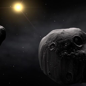 Asteroids Wallpapers (Free) icon