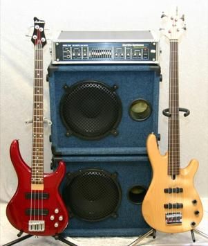 Bass Guitar Wallpapers (Free) apk screenshot