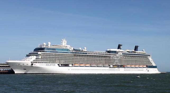 Cruise Liner Ships Wallpapers screenshot 2