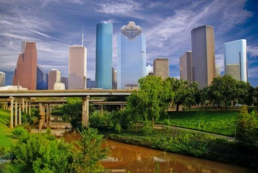 Houston Texas Wallpapers poster