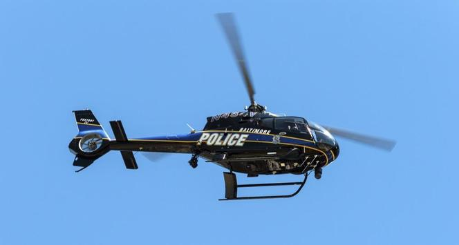 Police Helicopters Wallpapers poster