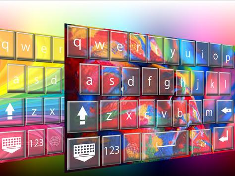 color keyboard themes screenshot 3
