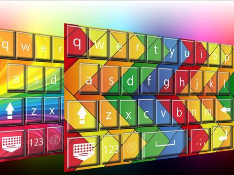 color keyboard themes screenshot 2