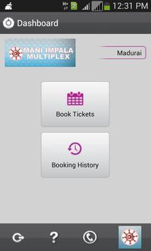 Impala Multiplex screenshot 1