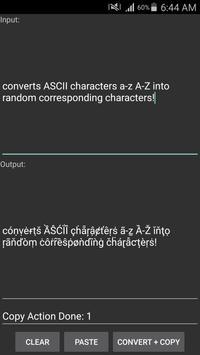 Text Encoding Randomizer poster
