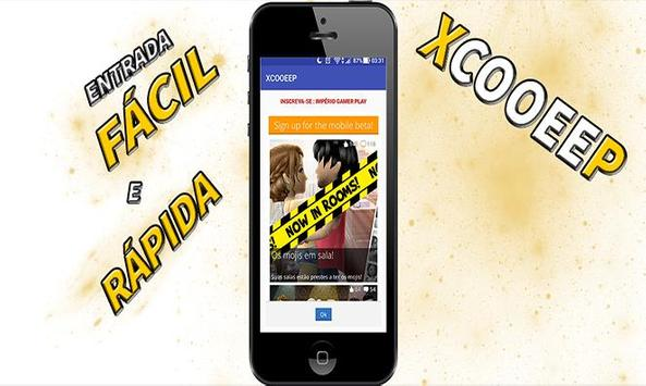 XCOOEEP apk screenshot