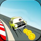 impossible Bean road adventure icon