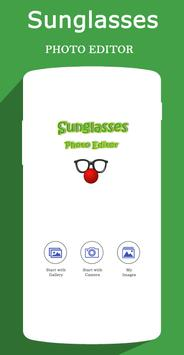 Sunglasses Photo Editor screenshot 1
