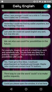 Improve Your English screenshot 1