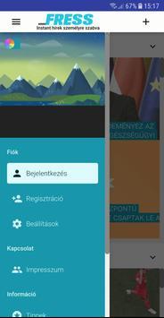 Fress screenshot 2