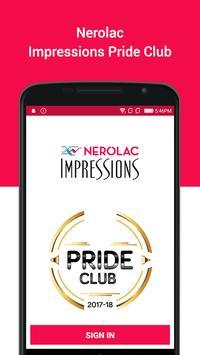 Impressions Pride Club poster