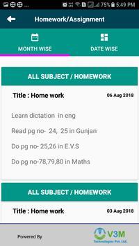 Delhi Convent School Parents App screenshot 6