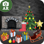 AR Christmas Decoration icon
