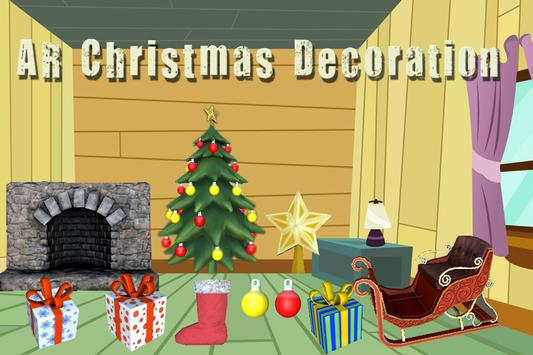 AR Christmas Decoration apk screenshot
