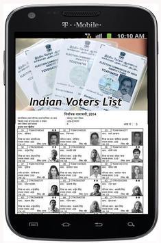 Indian Voter List ♛ apk screenshot