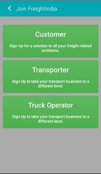 Freight India screenshot 3