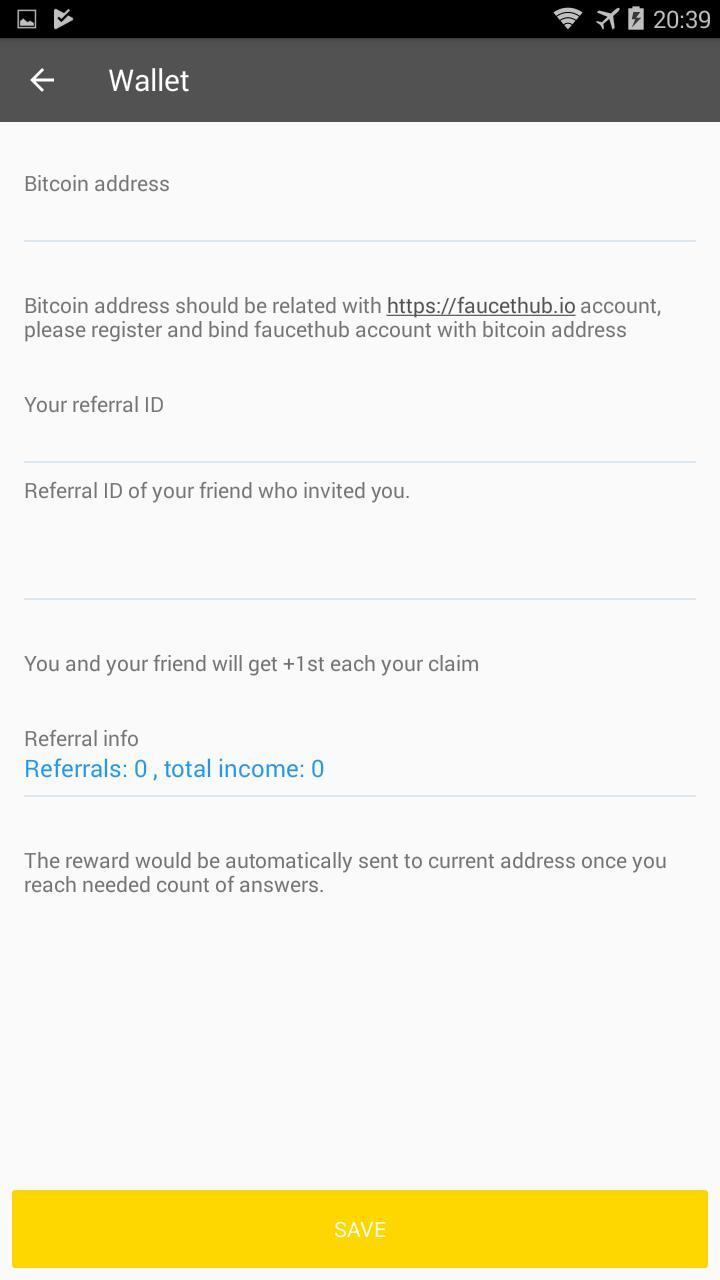 bitcoin honey apk