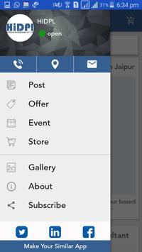 HIDPL apk screenshot