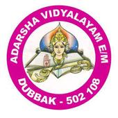 ADARSHA VIDYALAYAM DUBBAK icon