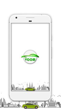 VoomCabs -Taxi, Truck, Rental, Out Station Booking poster