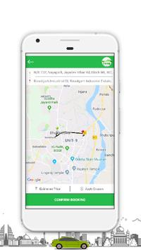 VoomCabs -Taxi, Truck, Rental, Out Station Booking screenshot 3