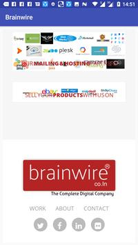 Brainwire IT Services apk screenshot
