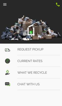 Exjunk - Recycle & Earn poster
