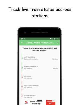 Easy PNR Status screenshot 4