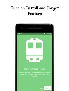 Easy PNR Status poster