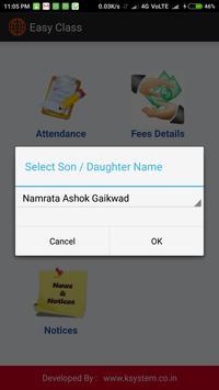 Easy Class apk screenshot