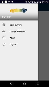 Surveyer screenshot 1