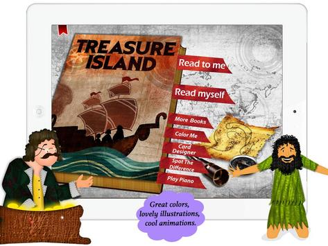 Treasure Island apk screenshot