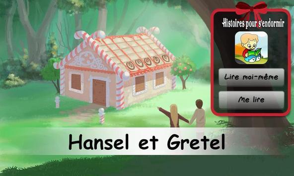 Hansel et Gretel poster