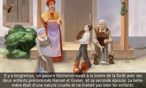 Hansel et Gretel apk screenshot