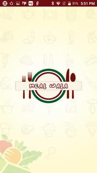 Mealwala-Food Service poster