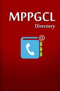 MPPGCL Directory poster