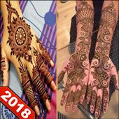 Mehndi Design 2018 latest - मेहँदी डिज़ाइन icon