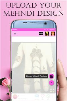 Mehndi Design 2018 latest - मेहँदी डिज़ाइन apk screenshot