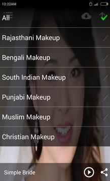 Bridal Makeup Videos poster