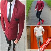 Men Fashion 2018 (offline) icon