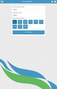 Panic Button. Blood Donor App apk screenshot