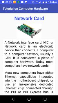 Computer Education(Parts) screenshot 3