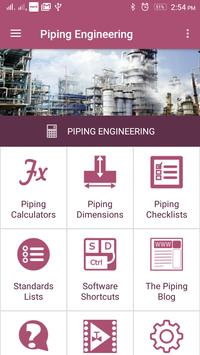 Piping Engineering apk screenshot