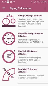 Piping Engineering screenshot 2