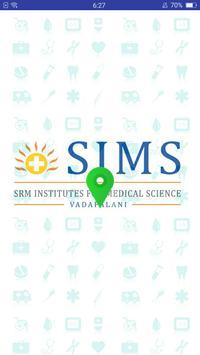 SIMS Ambulance poster