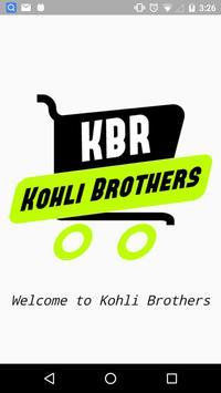 Kohli Mobile poster
