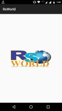 RsWorld poster