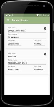 Bank Details screenshot 5