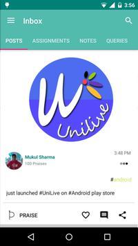 UniLive screenshot 11